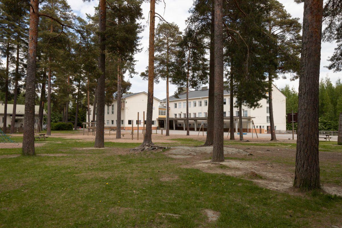 Kiikan koulu