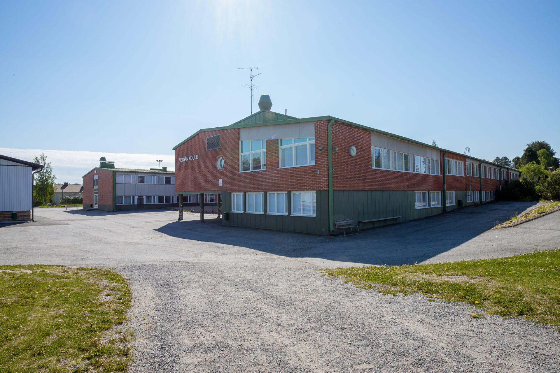 Äetsän koulu